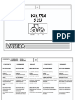 Trator Valtra S353