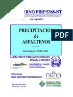 Precipitación de Asfaltenos