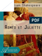 William Shakespeare - Roméo Et Juliette