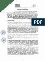 TDR Testigos de concreto  con diamantinas - Ica y Maynas.pdf