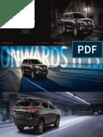 Toyota Fortuner Brochure