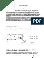 Amplificador clase A.docx