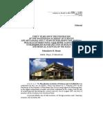 MASA (Macedonian Academy of Sciences and Arts) Prilozi-contributions