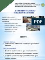 TRATAMIENTO DE AGUAS RESIDUALES INDUSTRIALES.pptx