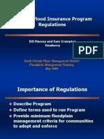 NFIP Regulations