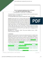 ALBARADEYIA Et Al - WEPP and ANN Models for Simulating Soil Loss