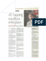 Tapping -Articulo - Prensa