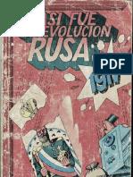 Cómic - Así fue la Revolución Rusa.pdf