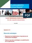PE Tema 1 Dirección Estratégica