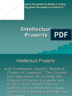 9 Intellectual Property