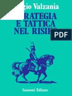 Sergio Valzania - Strategia e Tattica Nel Risiko
