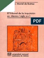 Tribunal de La Inquisiscion en Mexico