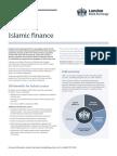 Islamic Finance Fact Sheet