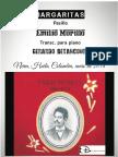 MARGARITAS. Pasillo. Emilio Murillo. (Según la interpretación de Oriol Rangel. Transc. para piano Gerardo Betancourt.