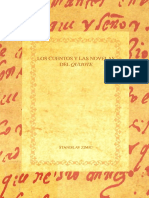 Los cuentos y las novelas del Quijote. Stanislav Zimic. Ed. Universidad de Navarra.pdf
