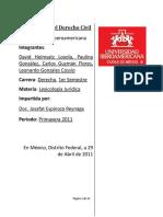 Lenguaje Del Derecho Civil