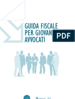 Guida Fiscale Giovani Avvocati