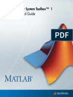 MathWorks - Phased Array System Toolbox™ 1 Getting Started Guide