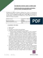 Bases IV Concurso de Cuento Caro y Cuervo 2018_18-25 y mayores 65 años_FINAL