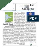 May-June 2006 Sandpiper Newsletter Grays Harbor Audubon Society