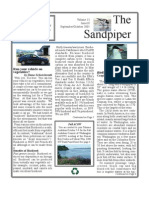 September-October 2006 Sandpiper Newsletter Grays Harbor Audubon Society