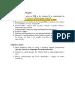 Objetivos - Cálcio 4 - Novo