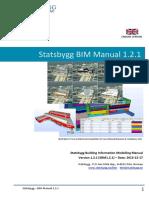 BIM Manual - Statsbygg