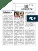 Nov-Dec 2007 Sandpiper Newsletter Grays Harbor Audubon Society