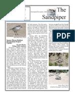 Nov-Dec 2008 Sandpiper Newsletter Grays Harbor Audubon Society