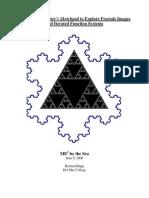 Geometer%27s Sketchpad Fractals Presentation