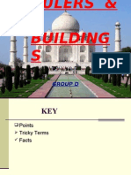 Rulers & Buildings(Group D)
