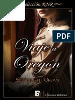 Viaje a Oregon (Seleccion RNR) - Elizabeth Urian