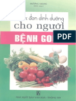 Thuc Don Dinh Duong Gout
