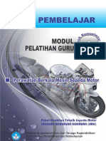 Bahan Bacaan Modul a Perawatan Berkala Mesin Sepeda Motor Profesional