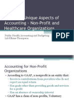 Health Care Finance I Slides 2017 Week 11