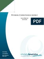 PUSD Audit Report 2016