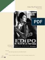 EDIPO REY(Fragmento)