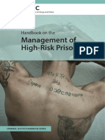 HB on High Risk Prisoners eBook Appr