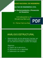 Isrpd Dinamica Estructural i