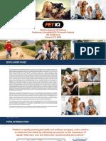 PETQ petiq  ICR Conference Final Presentation 2018