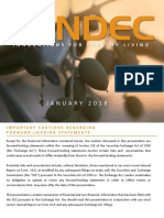 LNDC LANDEC IR Presentation January_vF 2018