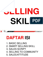 Selling Skill New