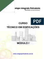 Curso Técnico Em Edificações - Módulo i