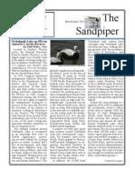 March-April 2010 Sandpiper Newsletter Grays Harbor Audubon Society