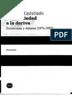 9 Las Significaciones Imaginarias CORNELIUS CASTORIADIS P_G.75 106