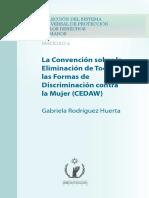 La Convención Sobre La Eliminación de Todas Las Formas de Discriminación Contra La Mujer (CEDAW) DH_103
