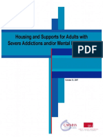 Housing Support for MHA Adults