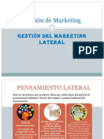 Gestion Del Marketing - Cap Vi Mk Lateral