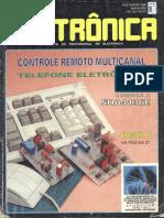 Revista Saber Eletrônica Ed. 244 de 05/1993