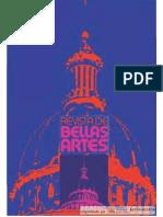 Revista de Bellas Artes Época II 01 - 06
